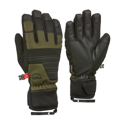 Kombi Kombi The Slick Jr Glove Dark Olive MD (9/10)