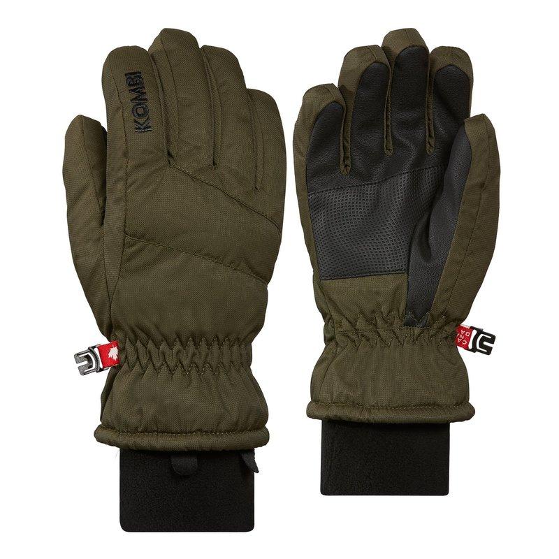 Kombi Kombi The Peak Jr Glove Dark Olive MD (9/10)
