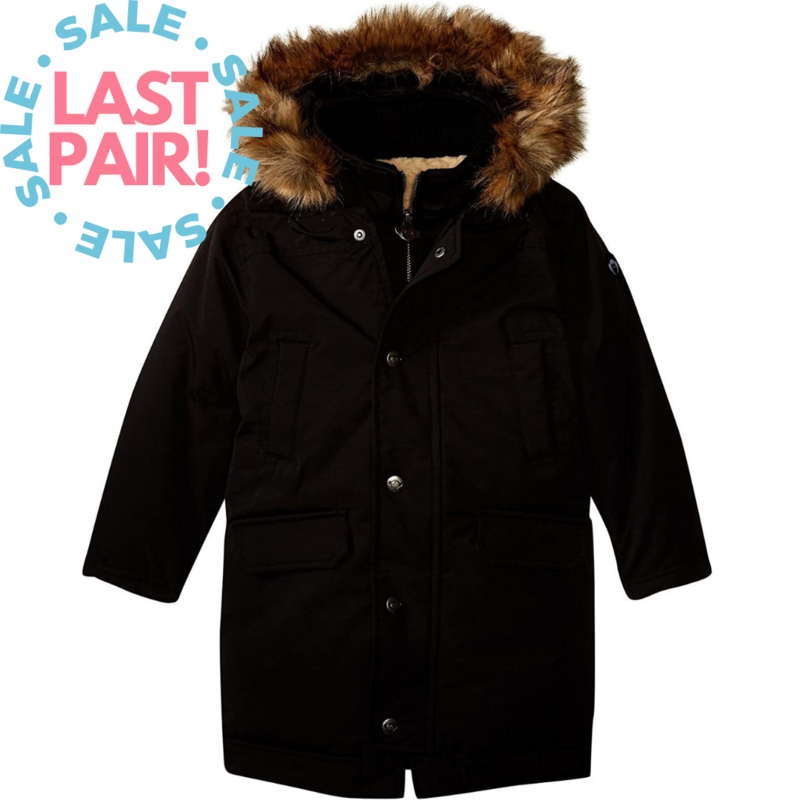 Appaman Appaman Parka Black (Youth 6)