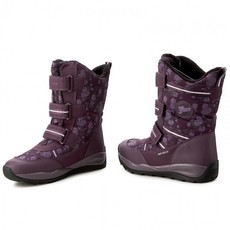 Geox Geox J Orizont ABX Dark Purple (Child 34)