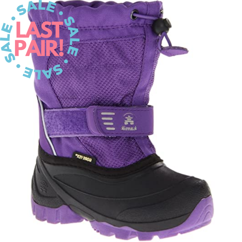 Kamik Kamik ImpulseG Purple (Toddler 8)