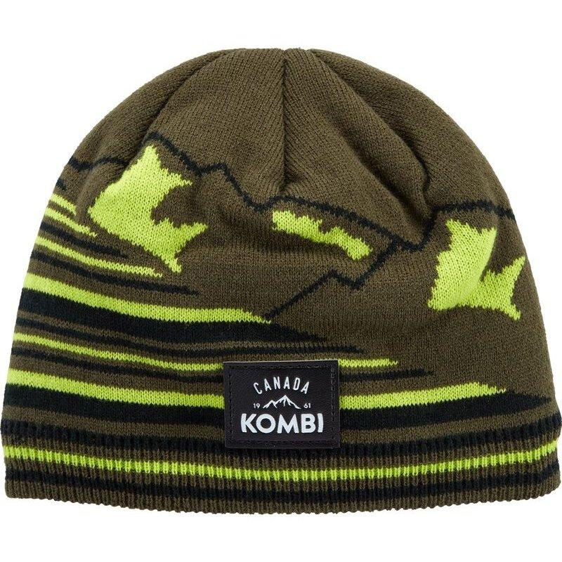Kombi Kombi Lunatic Jr Hat Dark Olive