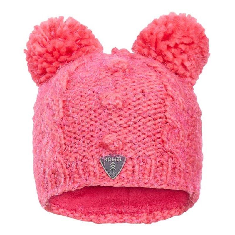 Kombi Kombi Sweetie Children Hat Hot Pink