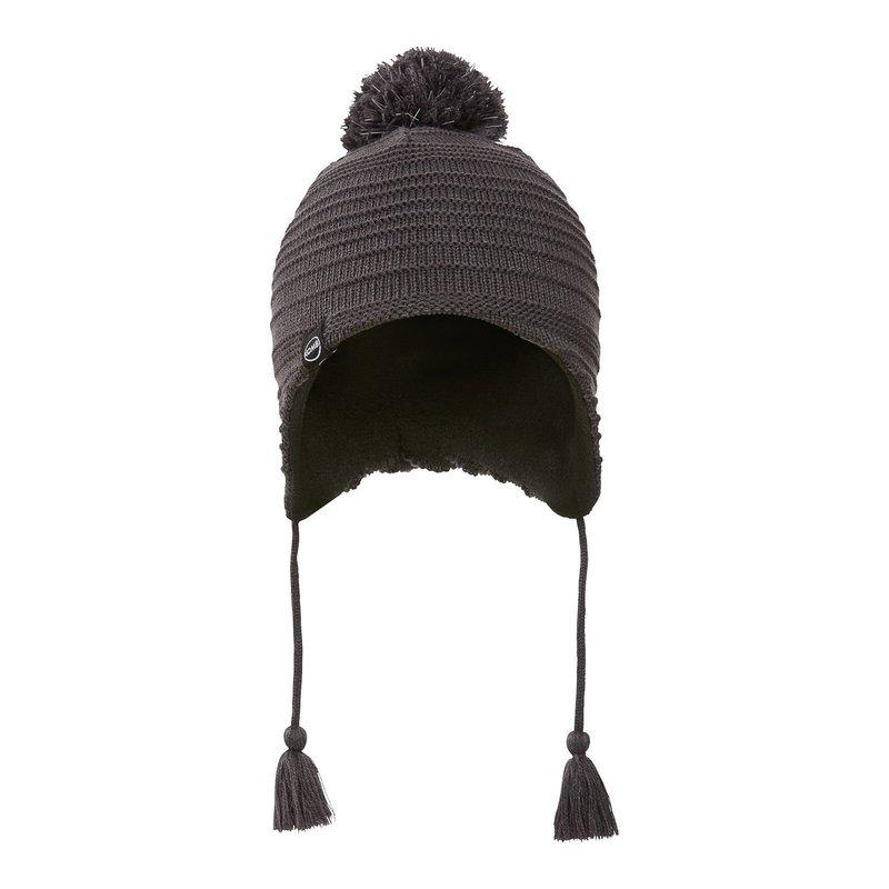 Kombi Kombi Reflective Pompom Jr Hat Asphalt