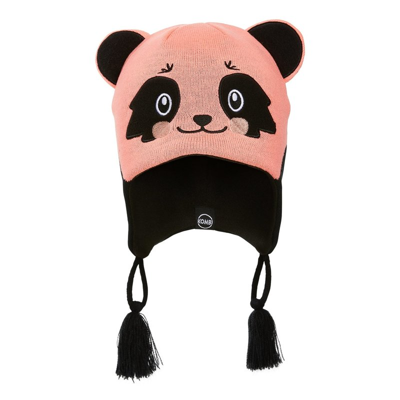 Kombi Kombi Animal Family Children Hat Poppy The Panda