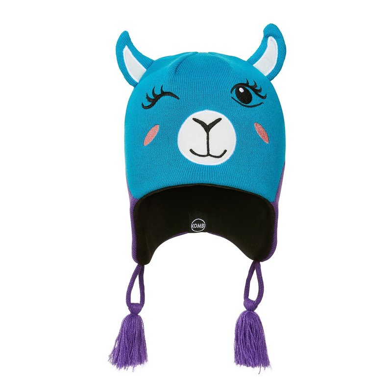 Kombi Kombi Animal Family Children Hat Lucy The Llama