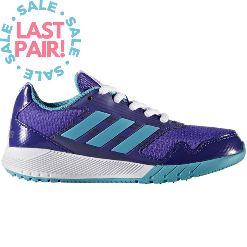 Adidas Adidas AltaRun K Purple/Teal (Child 12)