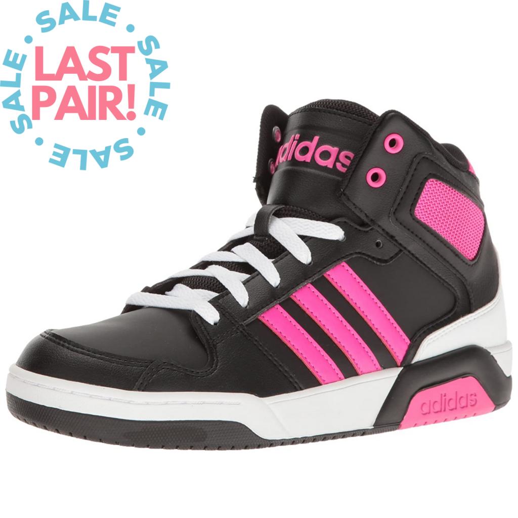 Adidas Adidas BB9TIS K Black/Shocking Pink (Child 13)