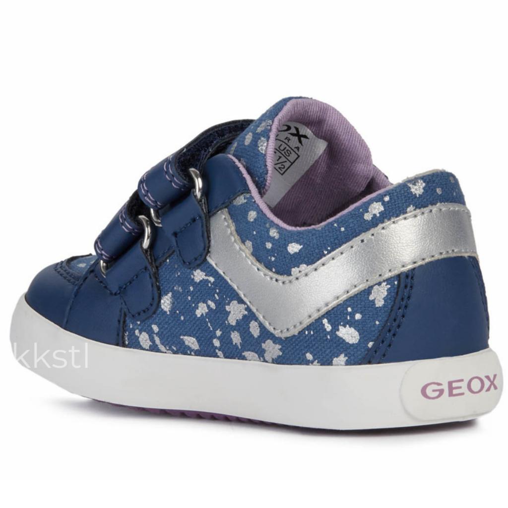 Geox Geox B Gisli Girl Avio/Violet