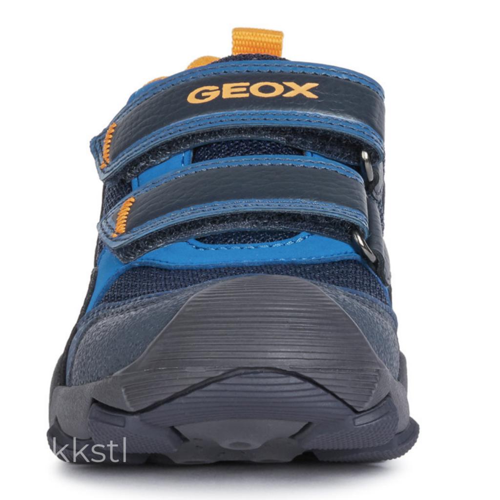 Geox Geox J Buller Boy Blue/Orange