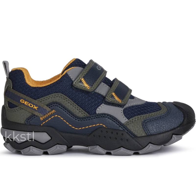 Geox Geox J Buller Boy Navy/Yellow Youth 40 + 41