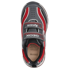Geox Geox J Android Boy Dk Grey/Red