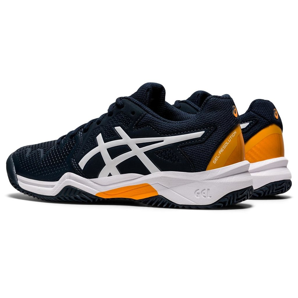Asics Asics Gel Resolution 8 GS French Blue/White Youth 7
