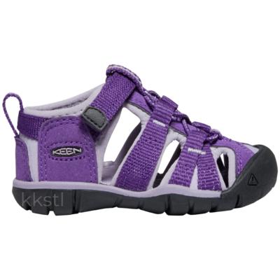 Keen Keen Toddler Seacamp II CNX Royal Purple/Lavender