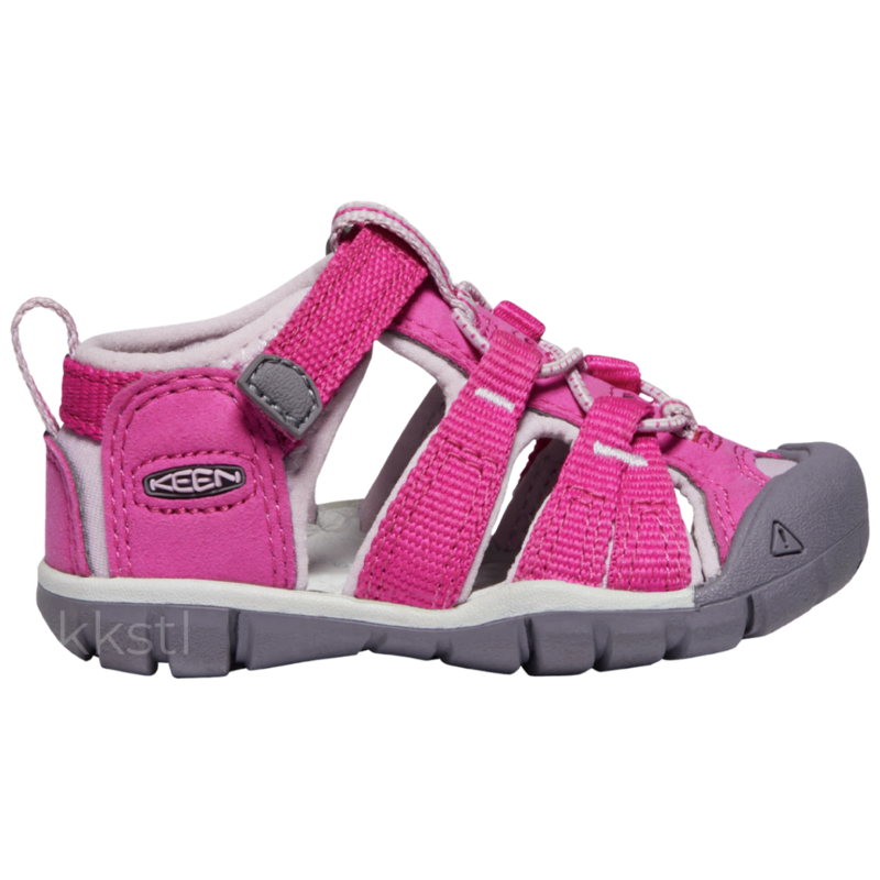 Keen Keen Toddler Seacamp II CNX Very Berry/Dawn Pink