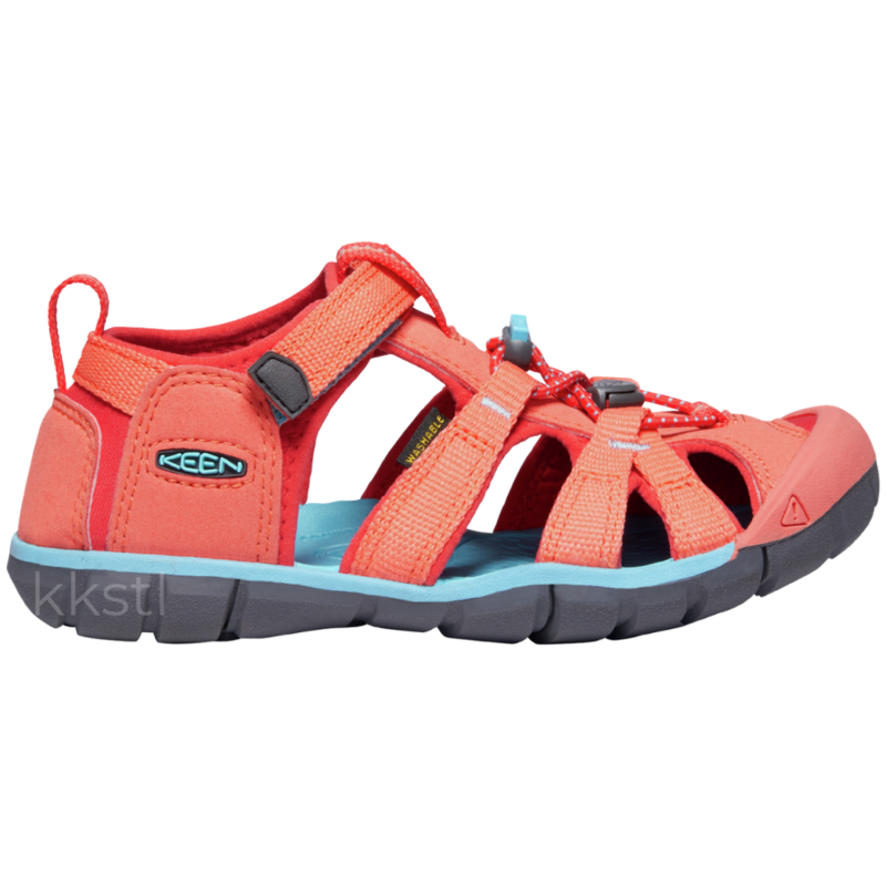 Keen Keen Seacamp II CNX Coral/Poppy Red