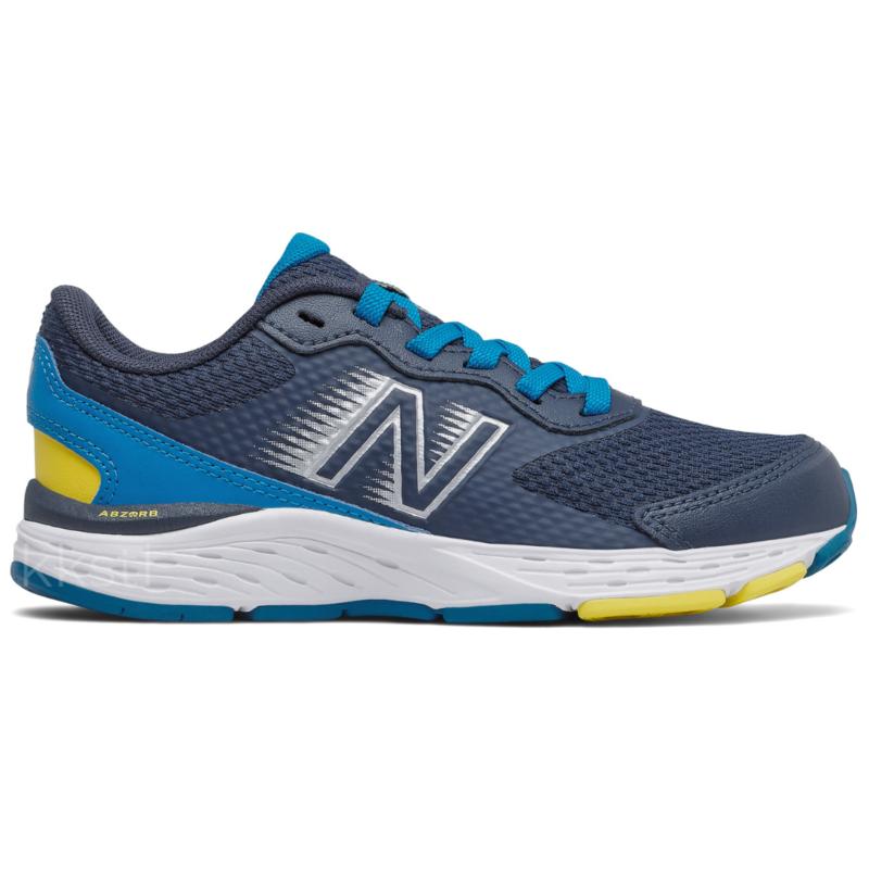 New Balance New Balance 680v6 Natural Indigo (XW) Youth 6.5 +7