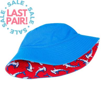 Hatley Hatley Sun Hat Hammer Heads (Size 12-18m)