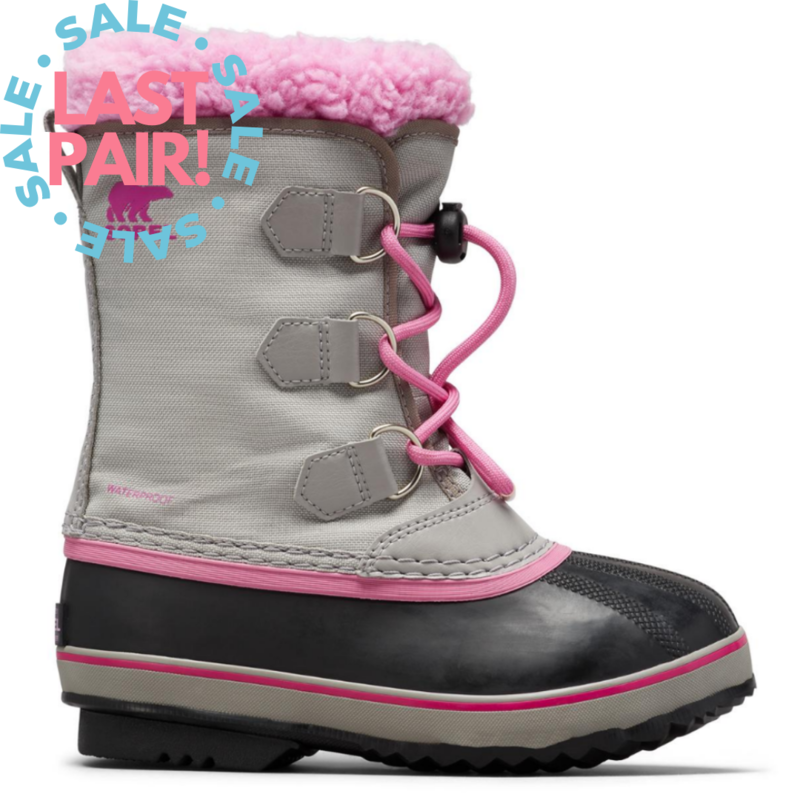 Sorel Sorel Yoot Pac Nylon (Youth 4 + 5)