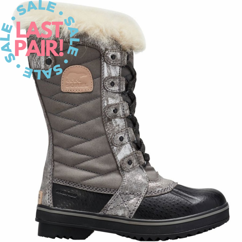 Sorel Sorel Youth Tofino II Quarry/Tan (Youth 4)