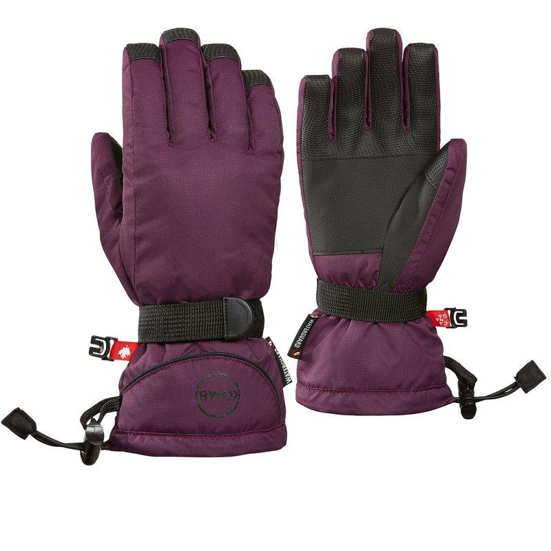 Kombi Kombi Everyday Jr Glove Plum