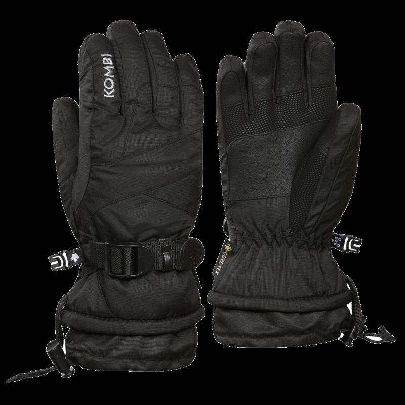 Kombi Kombi Racer Glove Jr Black