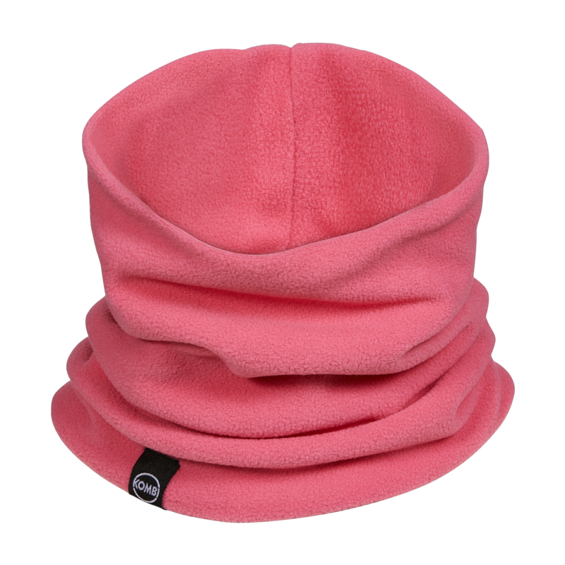 Kombi Kombi Comfiest Neck Warmer Jr Hot Pink