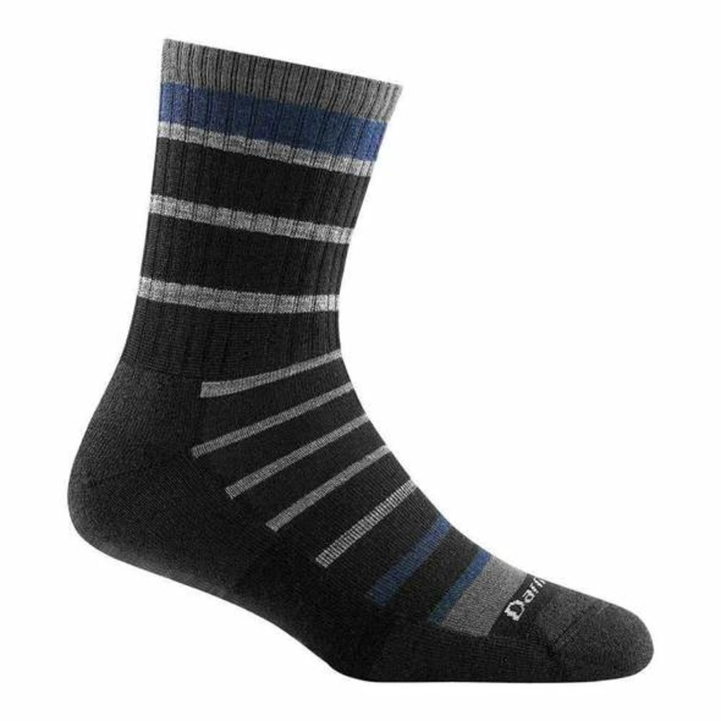 Darn Tough Darn Tough Via Ferrata Jr. Sock  Black