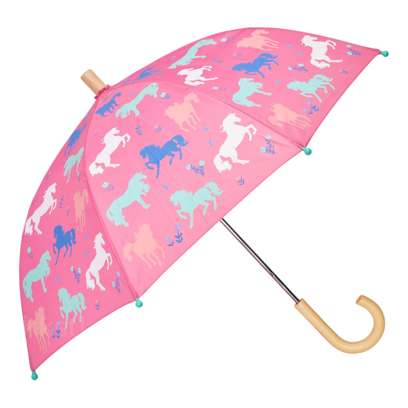 Hatley Hatley Umbrella Painted Pasture Pink