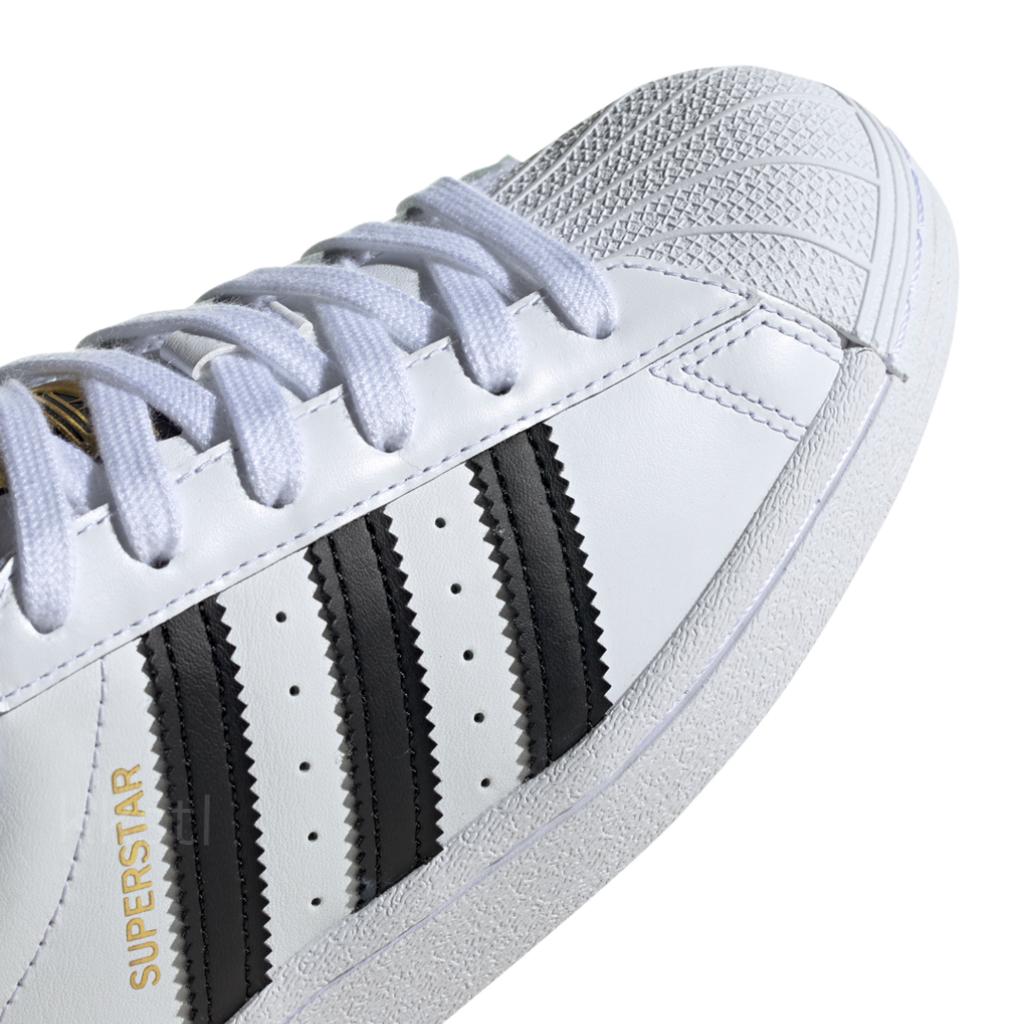 Adidas Adidas Superstar J FtwWht/CBlack/FtwWht