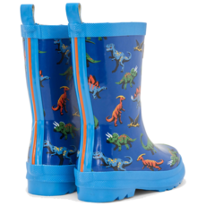 Hatley Hatley Friendly Dinos Rain Boot Blue