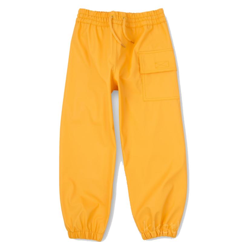 Hatley Hatley Splash Pants Yellow