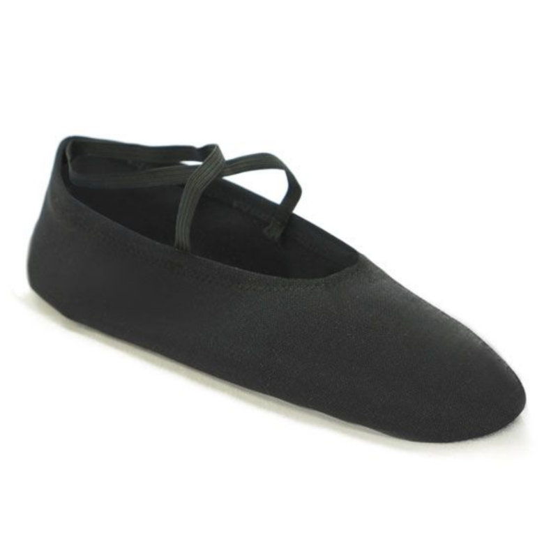 Johnny Brown Johnny Brown Gym Slipper Black