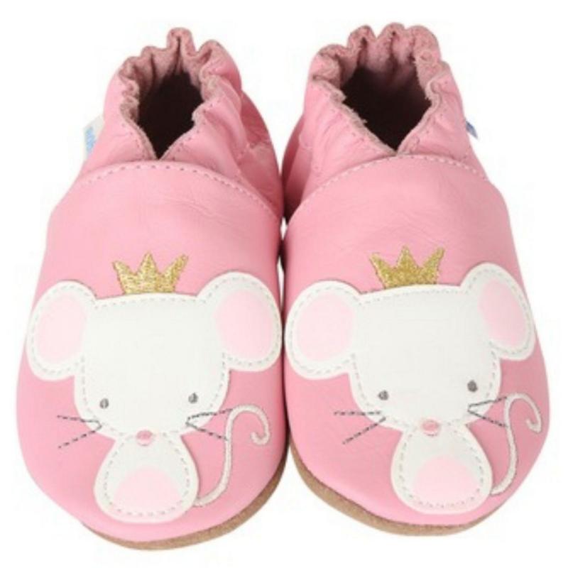 Robeez Robeez Soft Soles Princess Pink (3 - 4Y)