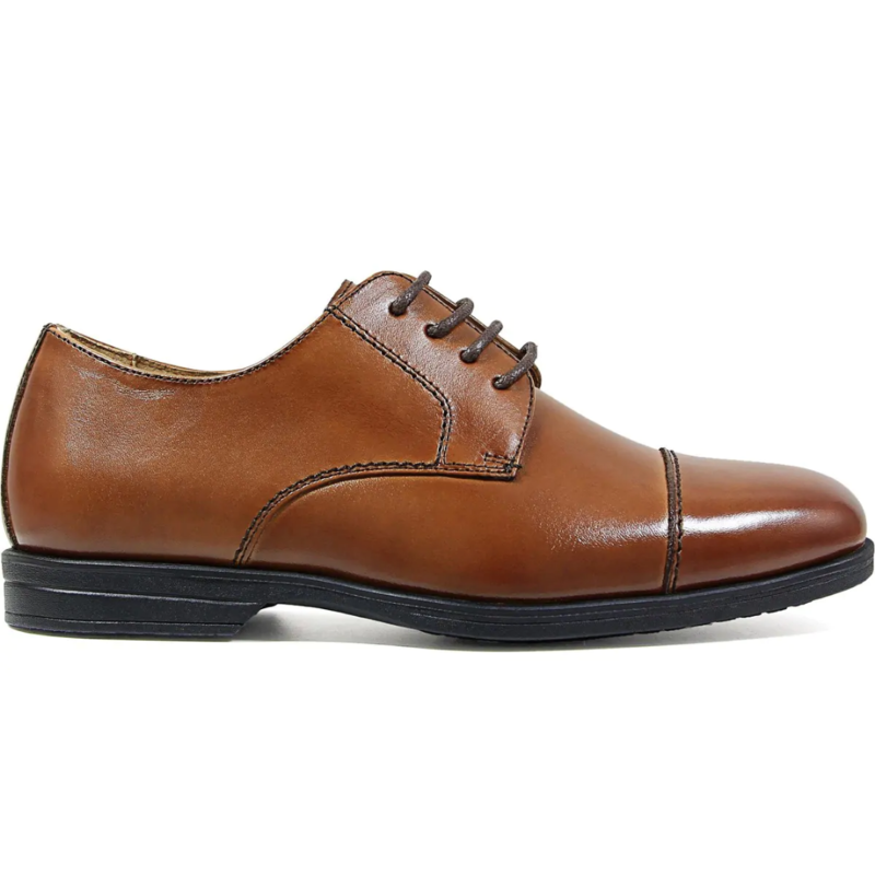 Florsheim Florsheim Reveal Jr. Cap Toe Oxford Cognac