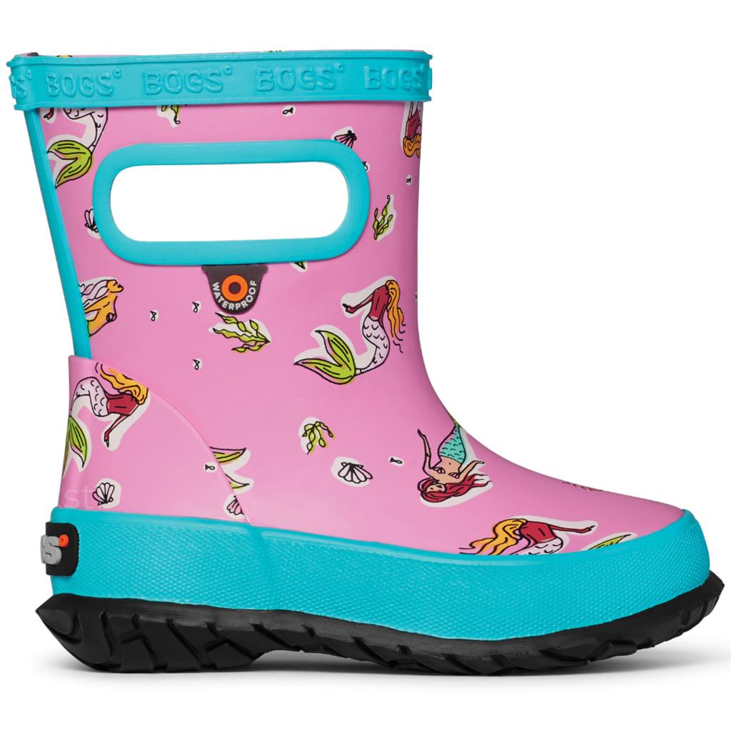 Bogs Bogs Skipper Mermaids Pink Multi