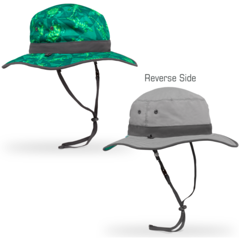 Sunday Afternoons Sunday Afternoons Clear Creek Boonie Hat Reptile/Quarry