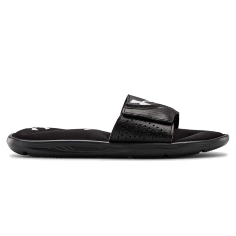 Under Armour Under Armour B Ignite VI Slide Black Youth 7