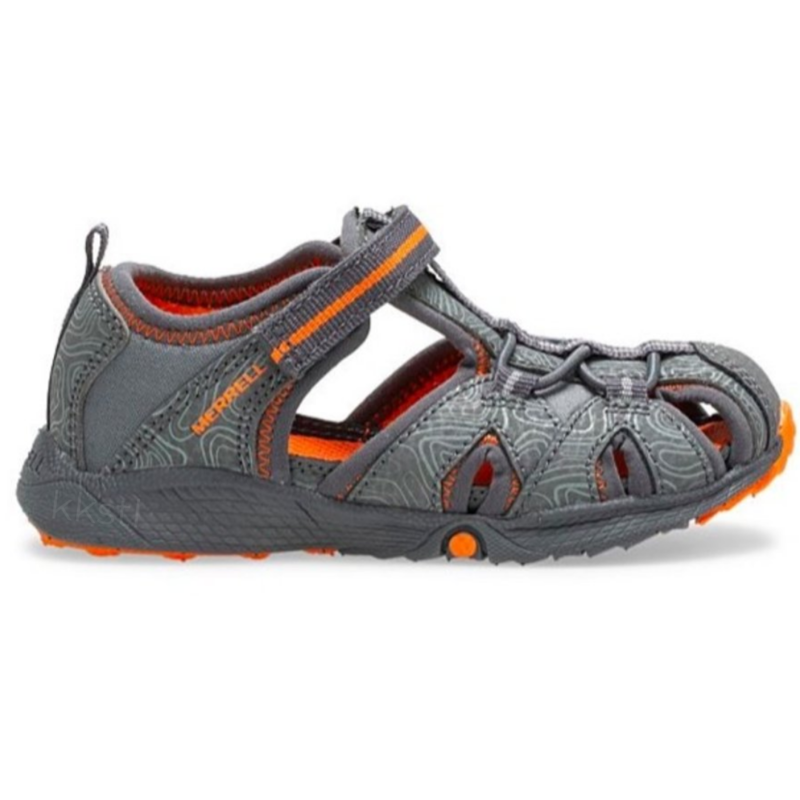 Merrell Merrell Hydro Hiker Junior Grey/Orange