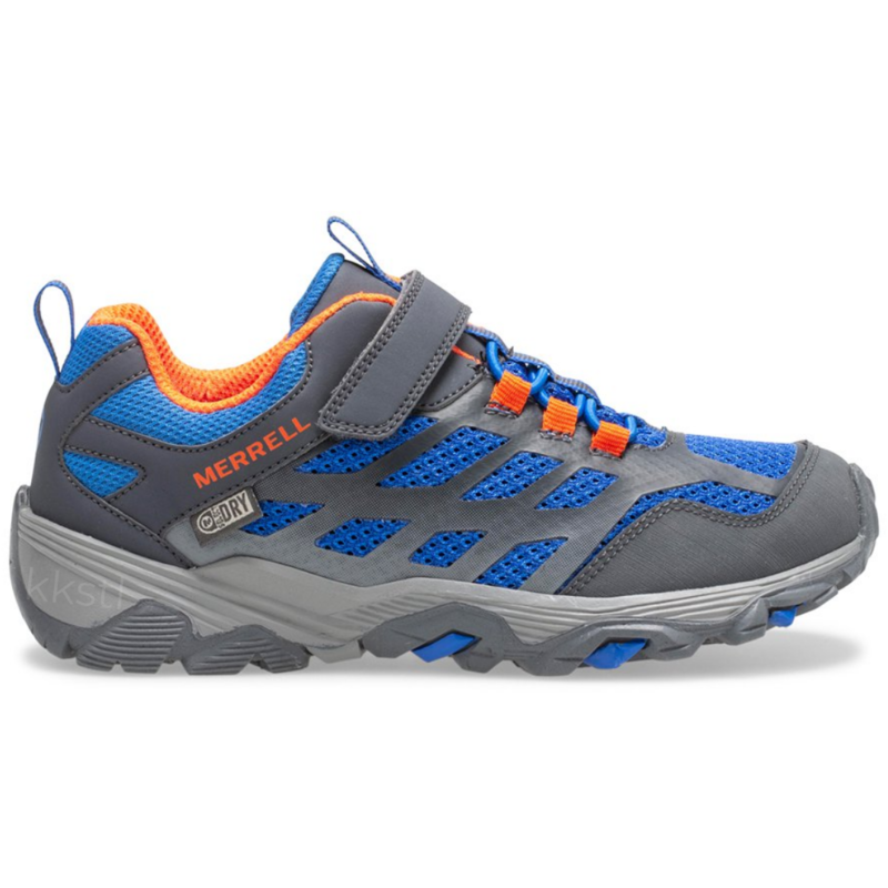Merrell Merrell Moab Fst Low A/C Blue/Grey