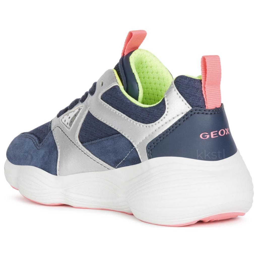 Geox Geox J Bubblex Girl Navy/Silver