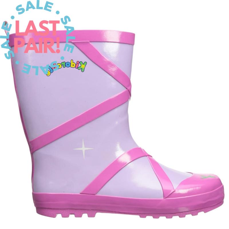 Kidorable Kidorable Ballerina Rainboot (Toddler 7 + 8)