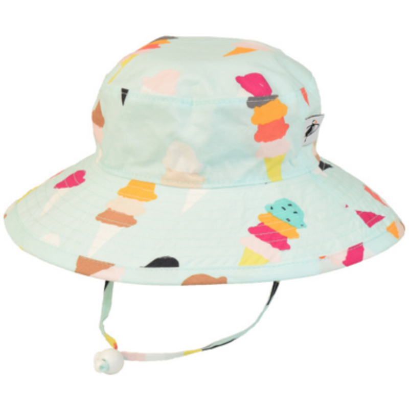 Puffin Gear Puffin Gear Sunbaby Hat Ice Cream