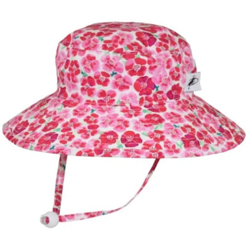 Puffin Gear Puffin Gear Sunbaby Hat Flower Crush