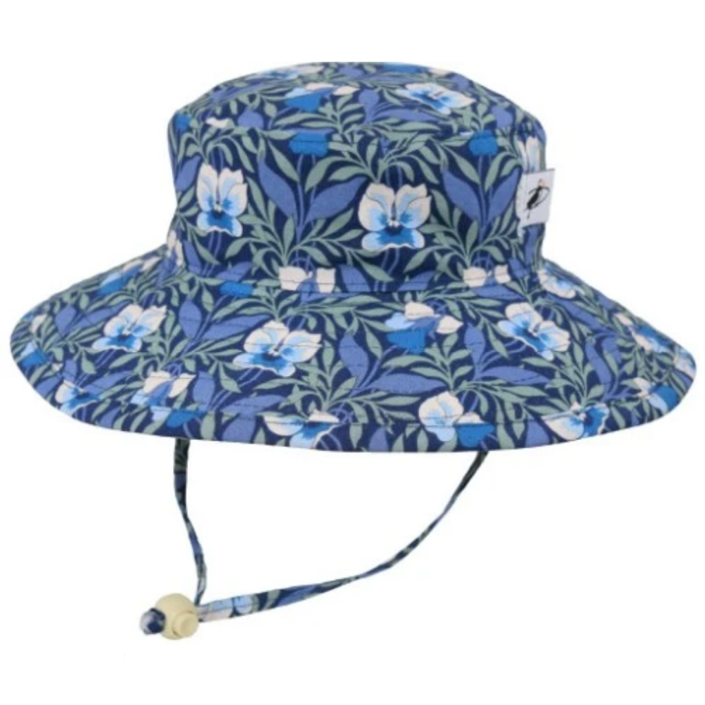 Puffin Gear Puffin Gear Sunbaby Hat Pansy