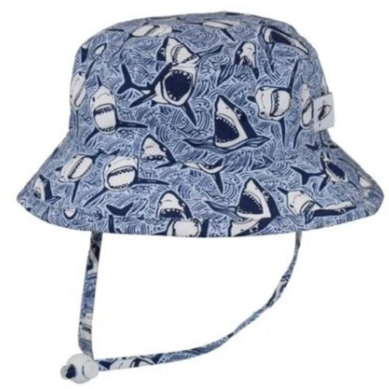 Puffin Gear Puffin Gear Camp Hat Animal Kingdom Sharks