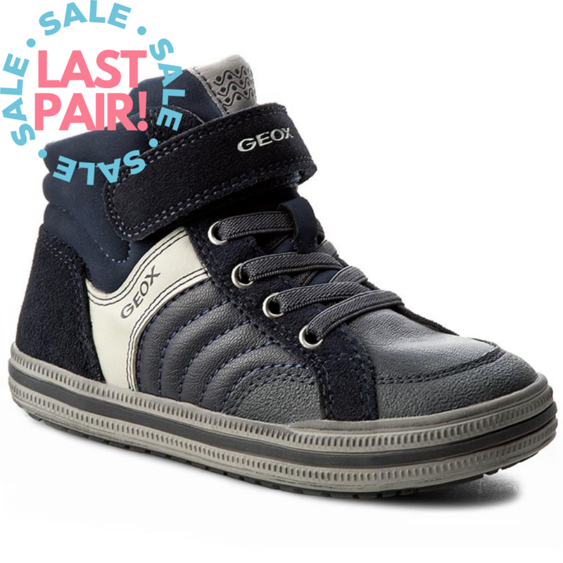 Geox Geox J Elvis Mid Navy (Youth 3.5 + 6)