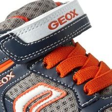 Geox Geox J Argonaut Navy/Orange (Toddler 26)