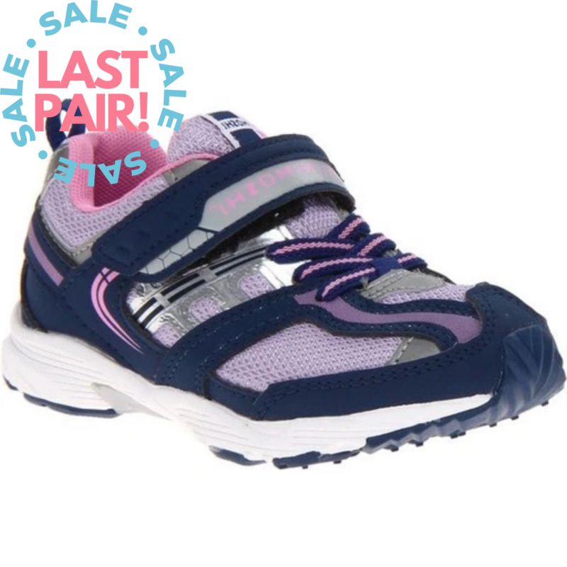 Tsukihoshi Tsukihoshi Sprint Navy/Lavender (Child 13.5)