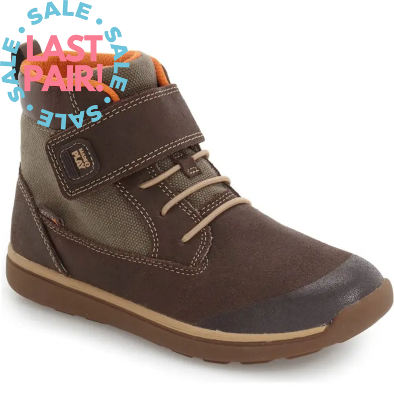 Stride Rite Stride Rite M2P Barclay Brown (Child 12.5 + 1)